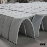 Kkr kundenspezifische Größen-fester Oberflächensteindusche-Schemel