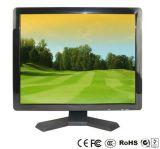 """Écran LCD moniteur de vidéosurveillance avec entrées BNC 15""""/17""""/19"""" Boîtier en plastique"""