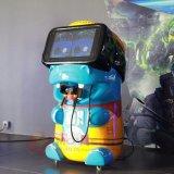 아이 동전에 의하여 전기 장난감 차 미친 이익 Vr 운영하는 Vr 게임 체성감각 기계