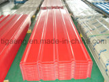 Comitato d'acciaio trapezoidale superiore del tetto di prezzi di fabbrica del grado PPGI/PPGL