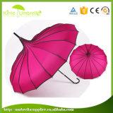 Зонтики Pagoda дела высокого качества рынка Амазонкы Европ