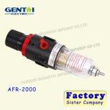 Afr2000 Eenheid van de van de Bron lucht de Regelgever van de Druk van de Lucht van de Behandeling met de Filter van de Lucht van de Maat