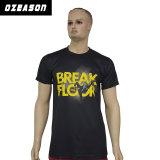 Cheap Plain aucune marque de sports de haute qualité Unisex T-Shirts (T010)