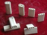 98% MgO Rod mit vier Löchern/Magnesiumoxyd-Gefäß