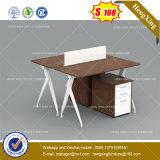 Socle pour ordinateur portable de la Chine Table Gouvernement cordon mobilier de bureau (HX-8NE045)