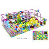 Irregularidad de la zona para niños personalizadas en el interior de plástico acolchado suave de equipos de juego