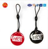 Preço de fábrica à prova de Alta Qualidade Ntag Ntag213 215 Ntag216 NFC Etiqueta de epóxi MIFARE Etiqueta de gelatina