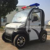 2 мест Smart Электромобиль с полицейским оборудованием
