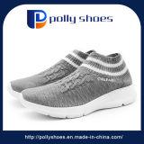 人および女性のための低価格の静かに通気性の偶然靴の安い流行の靴