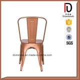 Cadeira retro americana do tamborete de barra do ouro quente de Rosa da antiguidade da venda