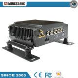 Full HD 1080P 4-канальный салонный Mobile DVR с GPS, 3G/4G WiFi