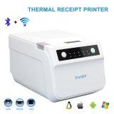 impressora de recibos térmica com todos em uma interface e com o cortador automático