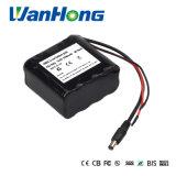 batterij 14.8V 6700mAh 18650-4s Rechageable voor de Collector van het Stof