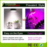 20W LED plans Grow Light Bulb fills Spectrum 18 LEDs for Flower Plants
