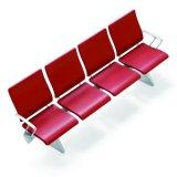 공항 대기 장소를 위한 3 Seater 광속 의자를 덧대는 PU 거품