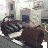誘導電気加熱炉中間周波数IGBTの誘導加熱機械(160KW)