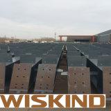 Granaio di mucca della struttura d'acciaio della costruzione