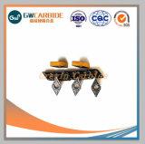 CNC de carburo de tungsteno inserciones para herramientas de corte Torno CNC