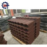 耐久の石の上塗を施してある屋根瓦の価格フィリピン