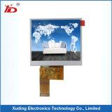 Visualización transmisiva del Tn LCD para el panel de instrumentos de
