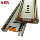 강철 채널 부엌 가구 부속품 6 볼베어링 선형 가이드 레일