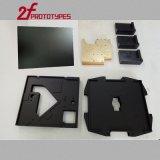 Il CNC parte il CNC di plastica girato precisione lavorante degli stampaggi ad iniezione della macchina veloce dei prototipi dell'ABS del fornitore delle parti della Cina delle parti della plastica di CNC che elabora le parti