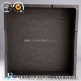 Alta piastrina di ceramica ad alta resistenza termoresistente di Sic del fascio del carburo di silicone