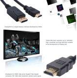 Displayport 1.3 Kabel für VGA-, DVI und HDMI Format