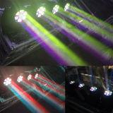 TRÄGER-Licht-Summen-Wäsche 7X15W der Stadiums-Disco-LED bewegliche Haupt