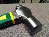 Молоток Pein шарика/молоток шарика с ручкой XL0049 TPR в ручных резцах, инструментах
