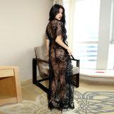 Sexy Женское нижнее бельё искушение летом пижама Костюм секси прозрачные кружева Европы и Соединенных Штатов юбка Sexy Stocki сна