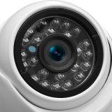 1.3MP屋内H. 264 IPのドームのカメラ