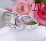 Anillo de la joyería de la plata esterlina de la venta al por mayor 925 de la fábrica