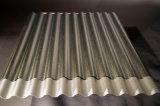 金属の波形に屋根の広がることのための機械を形作るロール