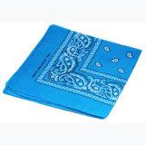 Carré de coton Paisley conceptions d'impression coton foulard Bandana mouchoir Chef d'enrubannage