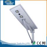 Tutti in una lampada solare dell'indicatore luminoso di via di disegno IP65 70W LED