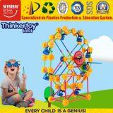 Waterrad van het Stuk speelgoed van de Bouwsteen van machines Het Dynamische Manipulatie