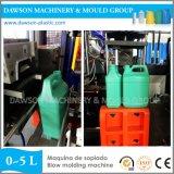 Frasco detergente dos PP do HDPE que faz a máquina de molde do sopro