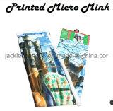 Напечатанное микро- одеяло Sft01ab003 норки