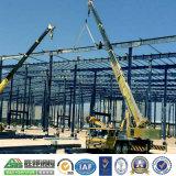 La construcción de la estructura de acero Acero prefabricados Almacén Casa