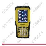 Instrumento de exame de Rtk GPS com o rádio interno da distância do trabalho de 8km