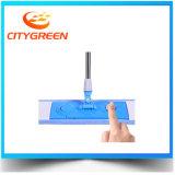 Les mains faciles d'utilisation libèrent la lavette de nettoyage d'étage de lavette de torsion de Microfiber
