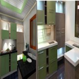 Küche-Möbel-Großverkauf-moderner Lack-Küche-Schrank