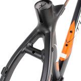 blocco per grafici di alluminio della bicicletta di 26er 27.5er Mountian con il percorso di cavo interno