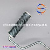 Cerdas y rodillos de aluminio de FRP para la fibra de vidrio