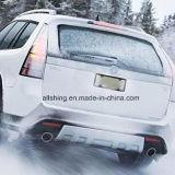 Оптовая выдвиженческая крышка с сопрягая крышками винтов, ясность экрана номерного знака пузыря автомобиля (установите 2)