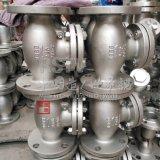 De gegoten Roestvrij staal Van een flens voorzien Klep van de Controle van de Schommeling