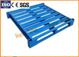 Customized Steel Pallet Powder Coating Durable Metal Pallet