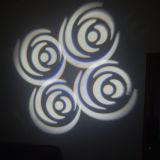 Déplacement de 200 W à LED Spot éclairage de scène de zoom