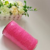 Blumen-Spitze-elastisches Spitze-Gewebe für Kleid